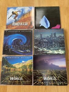 Collection Of 6 New Order CD Singles