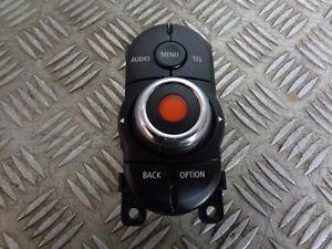 2014 MINI COOPER RADIO CONTROLLER CONSOLE MOUNTED 938167901