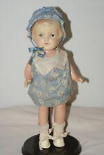 "SO PRETTY! Vintage 12"" Nancy Composition Doll"