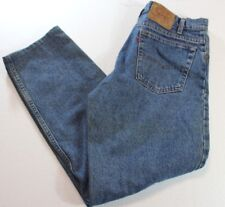 Vintage LEVIS Men's Made In USA 550 Blue Jeans Tag 36 x 32 Actual 34 x 30 EUC