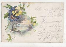 Greetings Art Germany 1900 U/B Postcard 835a