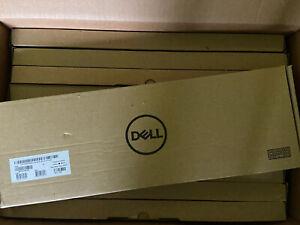 LOT OF 10 NEW Dell 0RKR0N Black Multimedia USB Keyboard KB216-BK-US