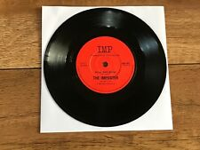 """New listing THE IMPOSTER - PILLS AND SOAP : EX UK 7"""" VINYL SINGLE IMP 001 - PLAYS GREAT!!"""