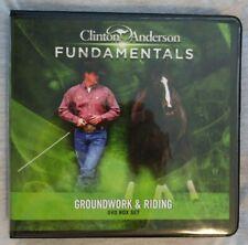 Clinton Anderson Fundamentals Horsemanship Course 14 Dvd's