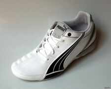 new PUMA Etoile white/black/gray Logo sneakers athletic flats shoes 8 - COMFY