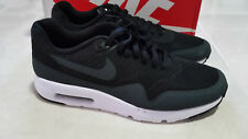 NIKE AIR MAX 1 ULTRA ESSENTIAL MEN'S ATHLETIC SHOES SIZE 10.5  BLACK 819476 004