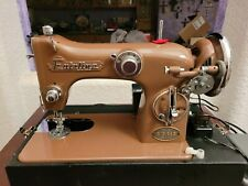 Vintage Portable Fairline Sewing Machine 1950s Model#240 Made in Japan