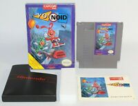 Yo! Noid NES Nintendo Complete CIB Authentic Tested Good Condition w/ $1 Off!