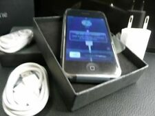 Apple iPhone 1. Generation 8 GB - Schwarz (Ohne Simlock) Serie QR20602 und NEU