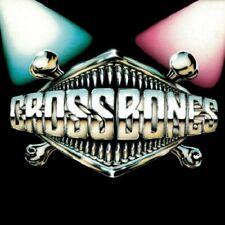 CROSSBONES + SHABBY TRICK * Crossbones + Badass * 2 CD SIGILLATI * HARD ROCK
