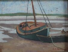 ERNEST ELWOOD PERRY OIL PAINTING