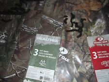 Hunter's Realtree or Mossy Oak Gift Bags
