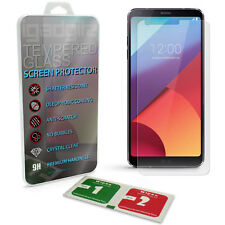 Tempered Glass Film Screen Protector for LG G6 H870 Shatterproof Anti Scratch