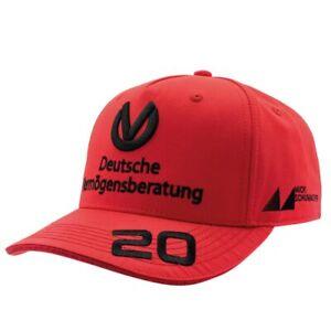 Mick Schumacher Cap 2020 Red