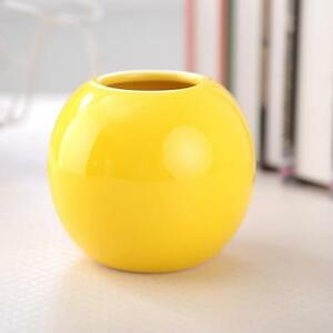 Ceramic Ball Handicrafts Vases Three Dimensional Home Tabletop Flower Containers