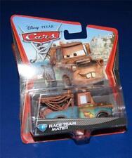 Disney Pixar Cars Diescast Race Team Mater Card #1 BNIP NEW