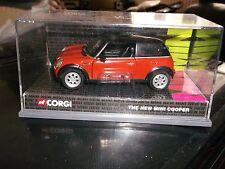 Corgi 1:36  New Mini Cooper Red Untouched