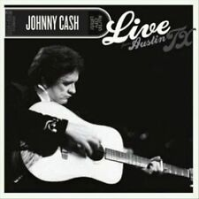 Johnny Cash Country 33 RPM Speed Vinyl Records