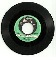 PATACHOU Vinyle 45T ENTRE PIGALLE ET BLANCHE -BALLADE IRLANDAISE -PHILIPS 372579
