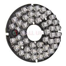 New 48 LED IR Infrared Illuminator Board for CCTV Security Cameras DC 12V UK