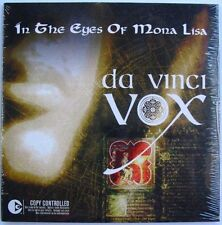 DA VINCI VOX In the eyes of Mona Lisa  (CD Single) NEW SEALED