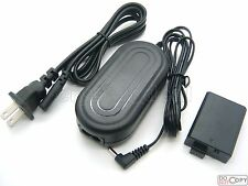 AC Adapter Power Supply For Canon EOS 450D EOS 500D EOS 1000D EOS Kiss X2 X3 F