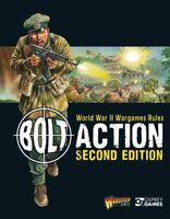 Bolt Action: World War II Wargames Rules Second Edition 9781472814944