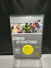 Best Buy Coming Attractions Volume 1 (DVD, 2003) New And Sealed Hulk Tony Hawk