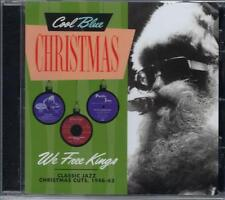 Various  WE FREE KINGS Classic Jazz Christmas Cuts 1948-63  NEW CD  19 tracks