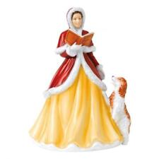 Royal Doulton Carol Singers - Angels Realms of Glory  Christmas 2018 Lady Figure