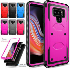 Case For Samsung Galaxy Note 8 9 5 Shockproof Heavy Duty Dual Layer Phone Cover