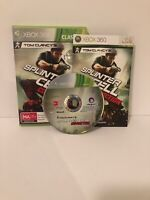 Tom Clancy's Splinter Cell Conviction Xbox 360 Game Rated MA PAL Includes Manual