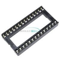 20PCS 28 Pin 28pin DIP IC Sockets Adaptor Wide Type Socket Pitch NEW