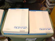 1996 Hyundai Sonata Service Shop Repair Manuals/ Original Equipment