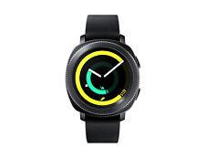 Samsung Sm-r600nzkabtu equipo Sport smartwatch ( GB Versión) - negro