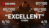 Gears Tactics GLOBAL Worldwide Steam Directly Activation PC