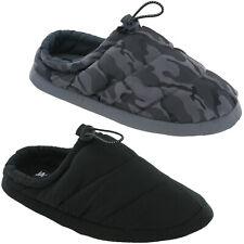 Jack & Jones Slippers Mens Slip On Nylon Padded Durable Mule Shoes JFWFloyd