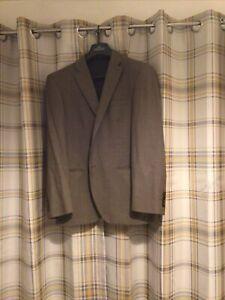 Brown Next Suit Jacket