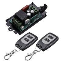 220V 10a 1CH canal relais sans fil télécommande interrupteur émetteur&récepteur