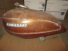 1976 Kawasaki K4 KZ400 KZ 400 fuel gas tank cap petrol cell