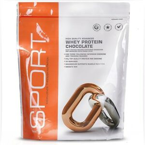 Whey Protein - Chocolate 1KG