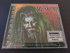 ROB ZOMBIE - HELLBILLY DELUXE  - METAL MUSIC CD -FREE POST
