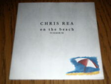 "CHRIS REA - ON THE BEACH (SUMMER 88)   7"" VINYL PS"