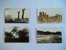 More details for hiroshima no.1 folder and 10 photos of hiroshima after the atom bomb was dropped