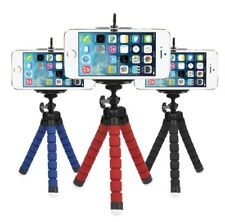 Universal Mini Flexible Tripod Octopus Holder Stand Mount For Iphone/Samsung/cam