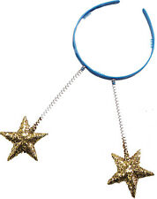 Head Boppers Gold Stars Fancy Dress Party Fun Stag Hen Accessory