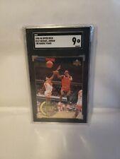 1995-96 Upper Deck Michael Jordan The Rookie Years SGC 9 MT