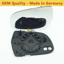 Audi A5  LHS Wing Mirror Glass,Heated ,Clip on Ready to Fit 2011- 2016