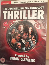Thriller - The Complete Series PAL Cult 70's 16-DVD Brian Clemens Sealed