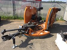New Woods BW12 12-foot Dual Wing Batwing Mower